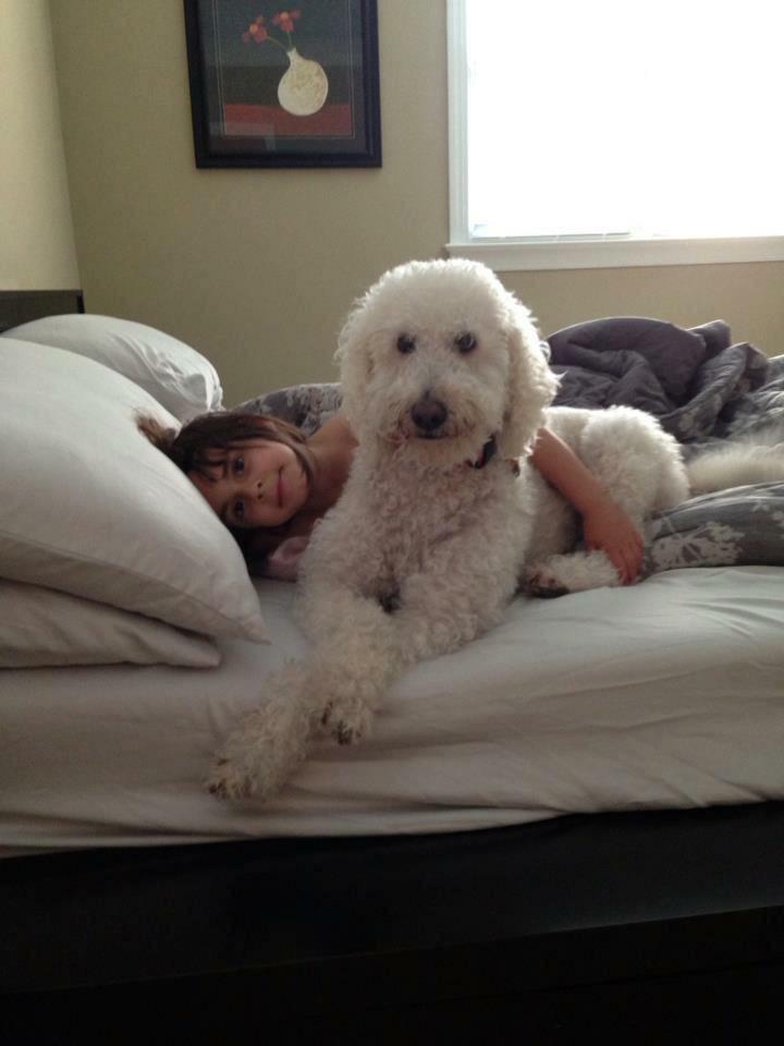 Izzy and Lulu